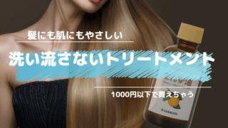 『 あんず油 』1000円以下で買えるお値打ちなアウトバストリートメント